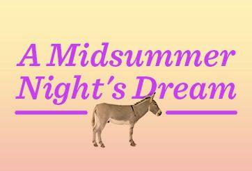 Midsummer Night's Dream, ©UWinnipegt