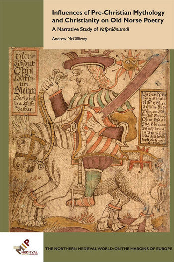 Influences of Pre-christian Mythology and Christianity on Old Norse Poetry, book cover