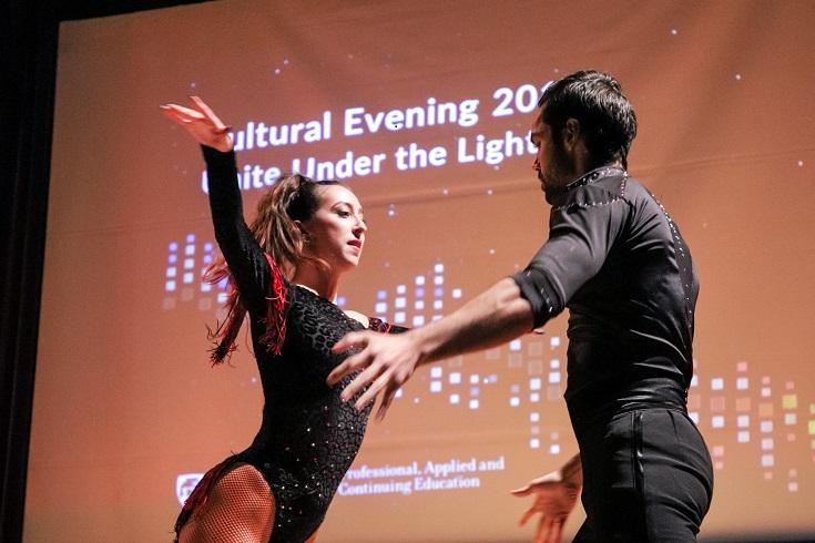 Nathalie Massaroni and Ryan Lobo – Bachata Latin Dancers
