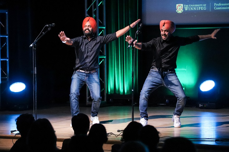 Hardeep Singh & Paramvir Singh – Punjabi Duet