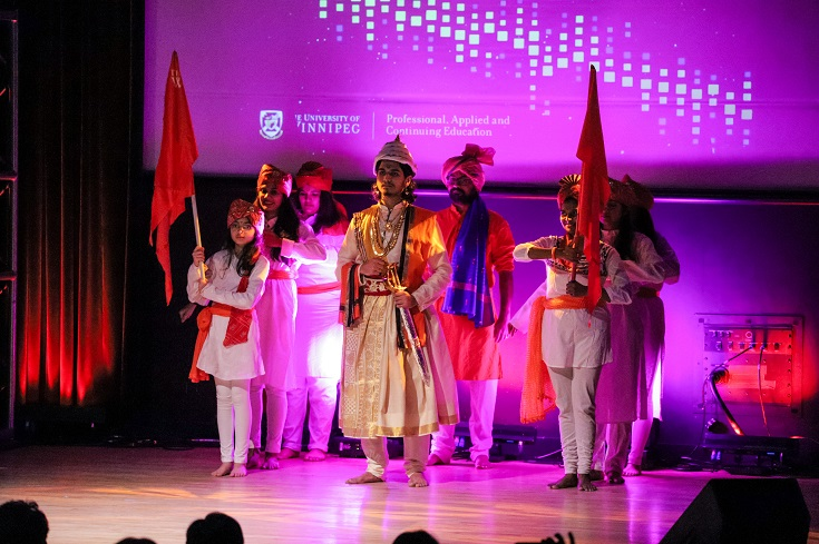 Powada Group – Marathi Dance