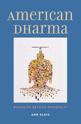 American Dharma, book cover