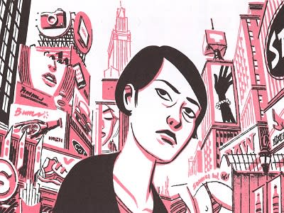 Architecture+Comics: Canadian Cartoonists and the City