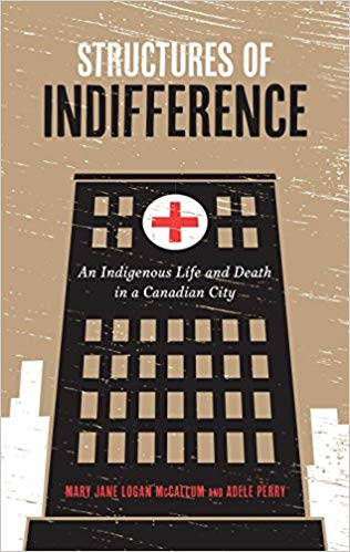Structures of Indifference book cover