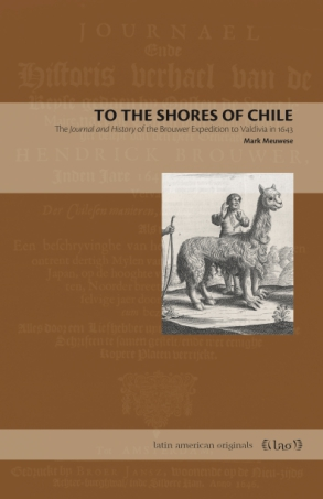 to the shores of chile book cover
