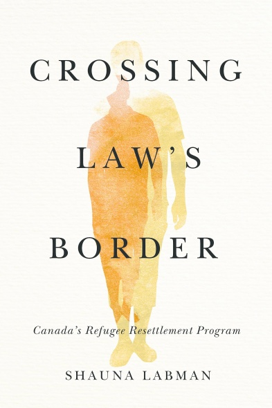 Crossings Law's Border, book cover