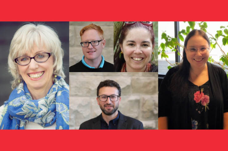 Drs Beverley Fehr Eric Thrift, Yadira Chinique De Armas, Erin Buckels, and Matthew Flisfeder