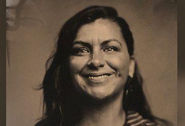 Dr. Julie Nagam, photo by Kali