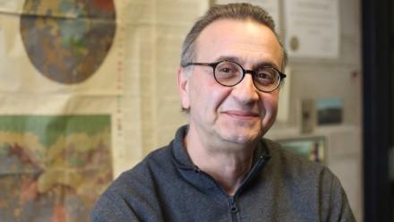 Dr. Ed Cloutis